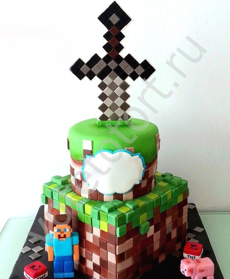 Торт для мальчика Арт. 2758 | Торты ...