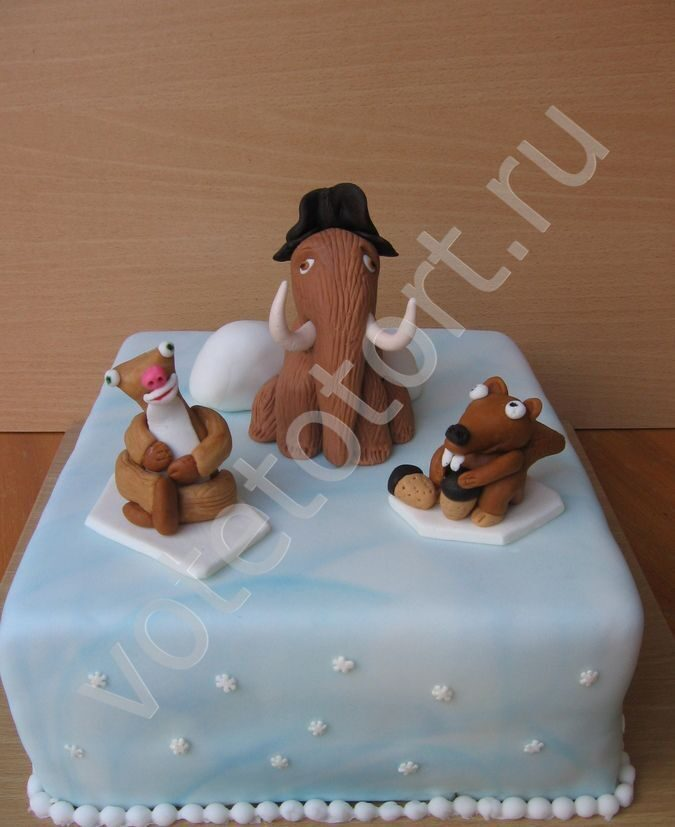 ледниковый период фото торт