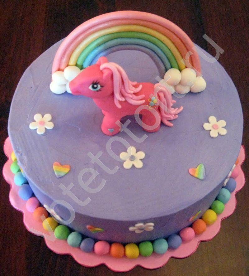 Торт литл пони арт 8659 заказать торт