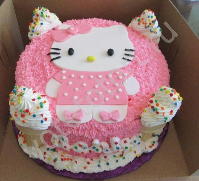 Торт кити фото