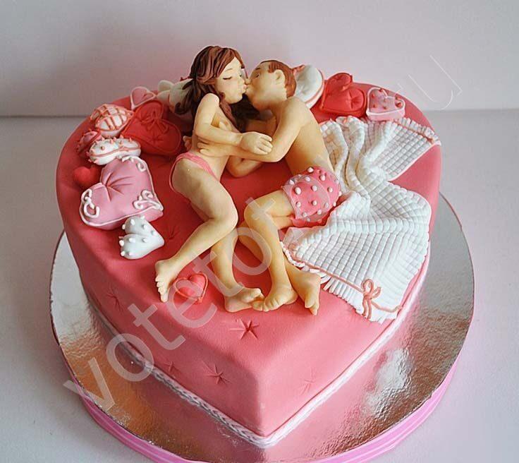 Эротика торт фото