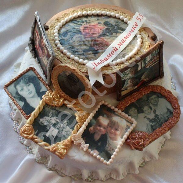 Торт-фотография