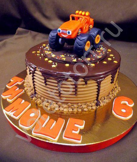 Торт вспыш своими руками 44