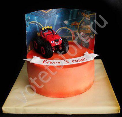 Торт вспыш своими руками 5