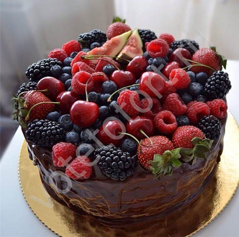 Торт из ягоды ягодный торт