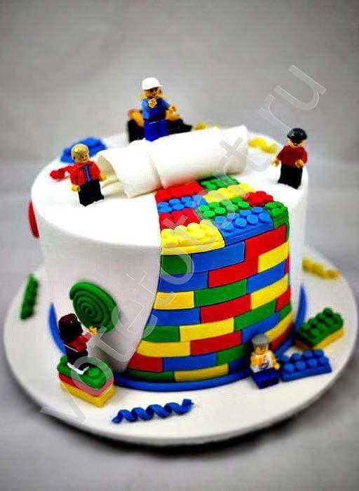 6b7c753fd Детские торты из мастики на заказ, детские торты фото, торты на день ...